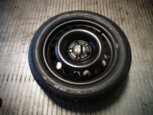 "1x 16"" SPARE WHEEL & MICHELIN PILOT HX  205/50/16 TYRE"